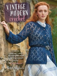 Vintage Modern Crochet by Robyn Chachula Book Review oombawkadesigncrochet.com