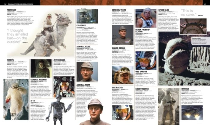 Characters and Creatures 2 - Ultimate STAR WARS - CHARACTERS•CREATURES•LOCATIONS •TECHNOLOGY•VEHICLES Review
