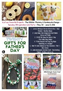 6 of our favorite projects Tuesday PIN-spiration Link Party