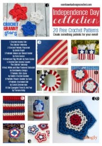 Independence Day Collection – Free Crochet Patterns