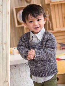 Modern Baby Crochet pg 108