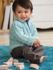 Modern Baby Crochet pg 50