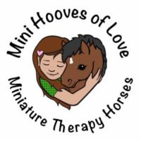 Mini Hooves of Love is Our Charity of the Month!