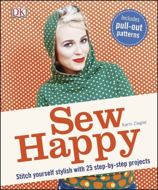 Sew Happy Karin Ziegler Book Review