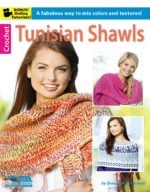 Ultimate Tunisian Crochet Prize Pack - Tunisian Shawls