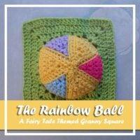 Colorful Rainbow Ball – Creative Crochet Workshop