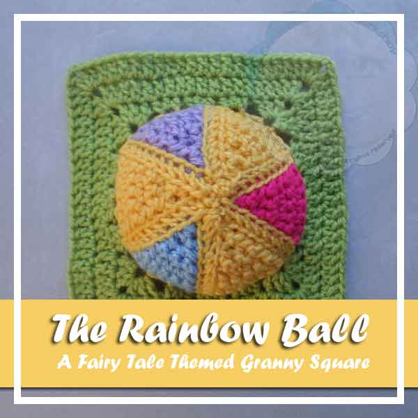 Colorful Rainbow Ball - Creative Crochet Workshop 1