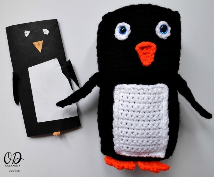 Christmas In July Penguin Oombawka Design Crochet
