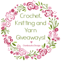 Crochet, Knitting and Yarn Giveaways – Week of July 24th