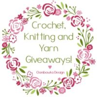 Crochet, Knitting and Yarn Giveaways – Week of August 28