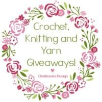 Crochet, Knitting and Yarn Giveaways for the week of September 12