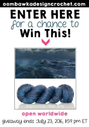 Expression Fiber Arts Giveaway - Yarn Giveaways