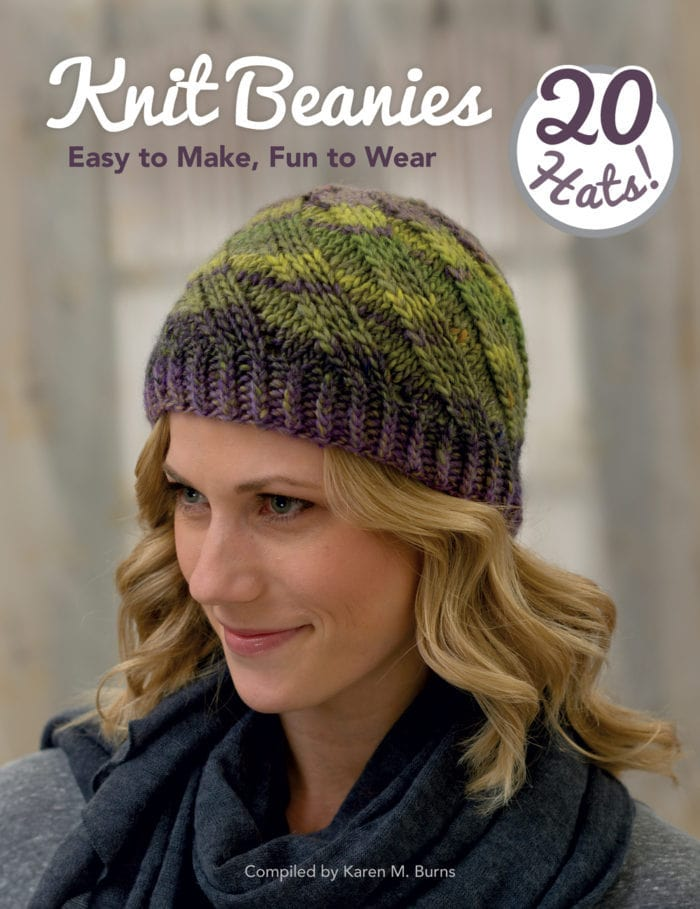 Whether you are searching for a quick project for a gift this year or want to make a new hat for yourself, Knit Beanies - Easy to Make, Fun to Wear has something perfect for everyone.