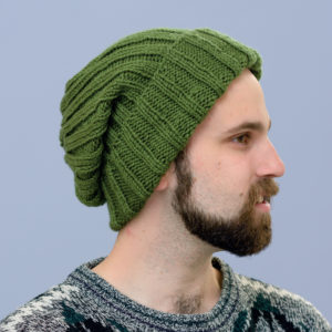 Parry - Knit Beanies Martingale Book Review