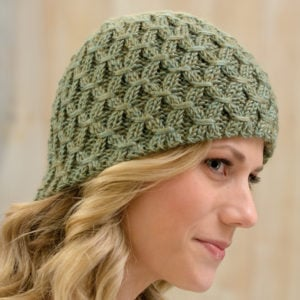 Smocked Beanie - Knit Beanies Martingale Book Review