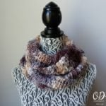 Serendipity Scarf Oombawka Design - Scarf of the Month Club JULY