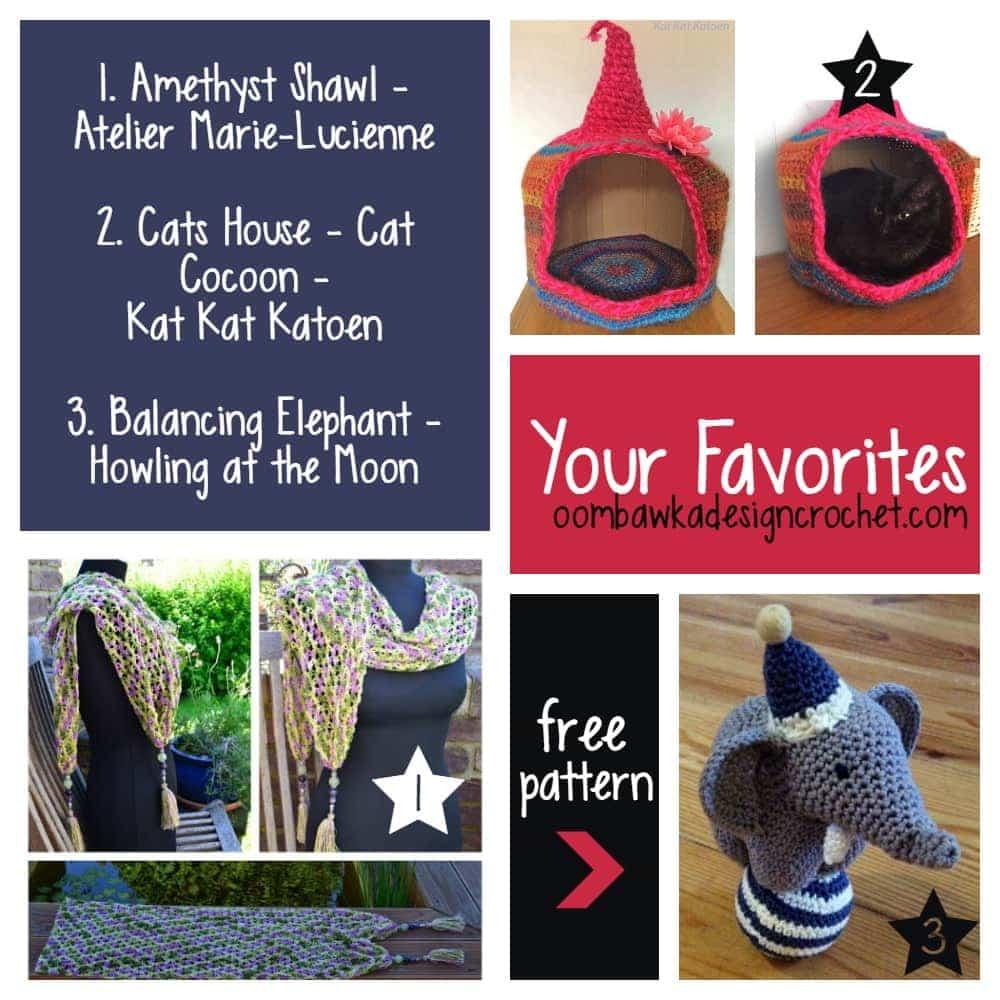 Your Favorites Balancing Elephant Amethyst Shawl Cats House