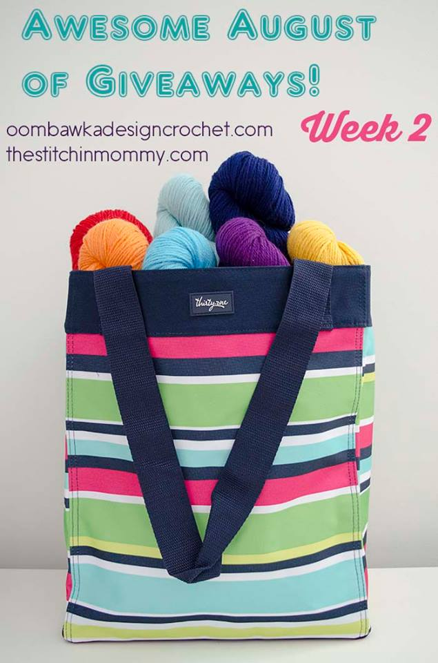 Week 2 Awesome August of Giveaways