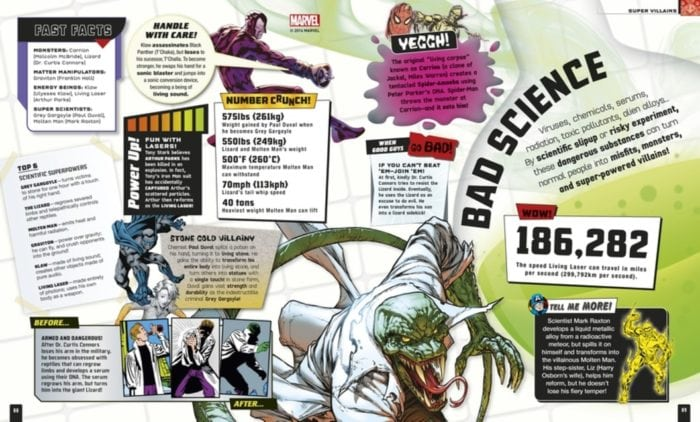 Bad Science - Marvel Absolutely Everything You Need to Know...
