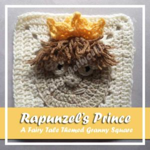 Fairytale Granny Square – Rapunzel's Prince