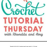 Tutorial Thursday with Rhondda and Amy!