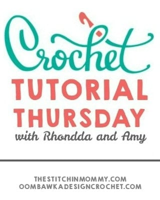 Crochet Tutorial Thursday with Rhondda and Amy