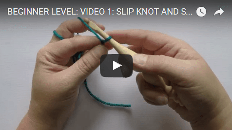 Learn to Crochet with Oombawka Design! I have created this video tutorial to help you learn how to make the slip knot and how to crochet the starting chain. Helpful tips and tricks have been included.
