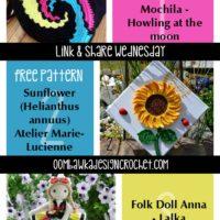 Your Favorites: Sunflower Art, Little Black Mochila and Folk Doll
