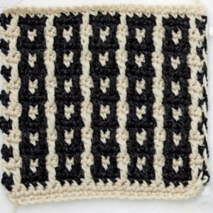Faux Cables - Melissa Leapman's Indispensable Stitch Collection for Crocheters
