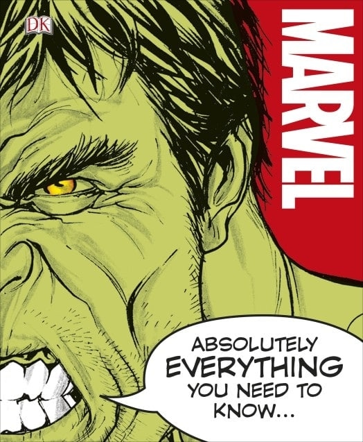 Cover - Marvel Absolutely EverythingYou Need to Know