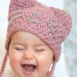 Baby Stuff - Book Review - Leisure Arts - Kitty Hat