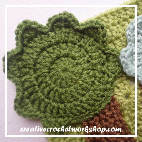 2 Little Red Riding Hood – The Forest - Guest Post Creative Crochet Workshop for Oombawka Design