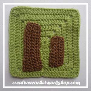 6 Little Red Riding Hood – The Forest - Guest Post Creative Crochet Workshop for Oombawka Design
