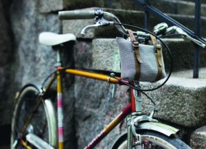 Crochetterie, Bike Bag, photography by Konsta LInkola