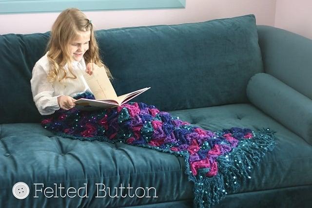 Mermaid Me Blanket