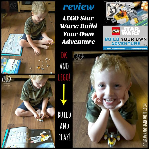 LEGO Star Wars Build Your Own Adventure DK Reviews