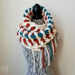 Super Sweet 2 Hour Super Scarf - Oombawka Design