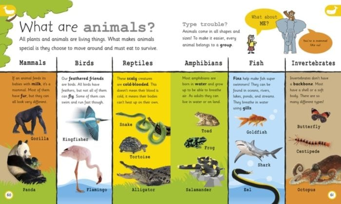 What are Animals? My Encyclopedia of Very Important Things