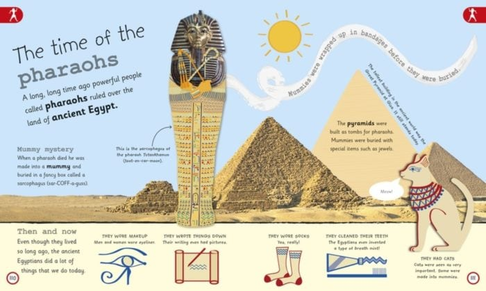 The Time of the Pharaohs - My Encyclopedia of Very Important Things