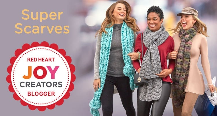 Joy Creators Super Scarves