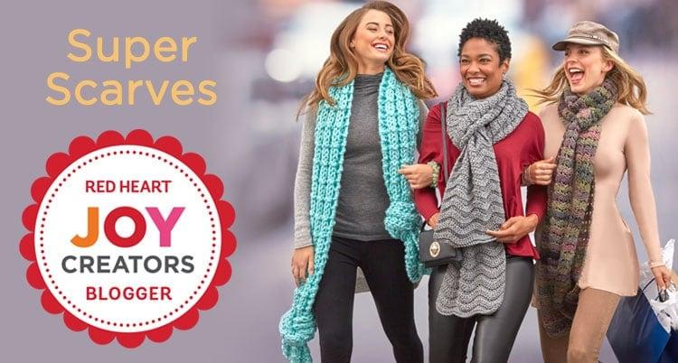 Joy Creators Super Scarves