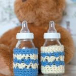 Baby Stuff - Book Review - Leisure Arts - Bottle Covers