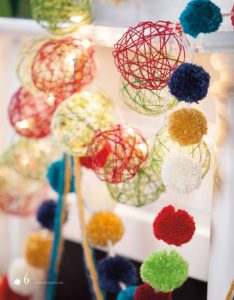 Light Covers - Yarn Whimsies for the Holidays