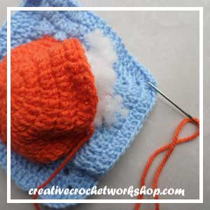 Magic Pumpkin Square Guest Post CCW 8 Oombawka Design Crochet.