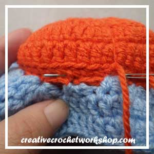 Magic Pumpkin Square Guest Post CCW 11 Oombawka Design Crochet.