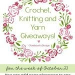 Yarn Giveaway Collection For the Week of October 23