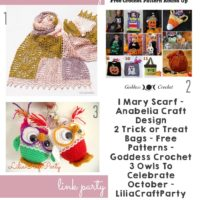 All About Crochet This Week! Check out these pretty patterns!