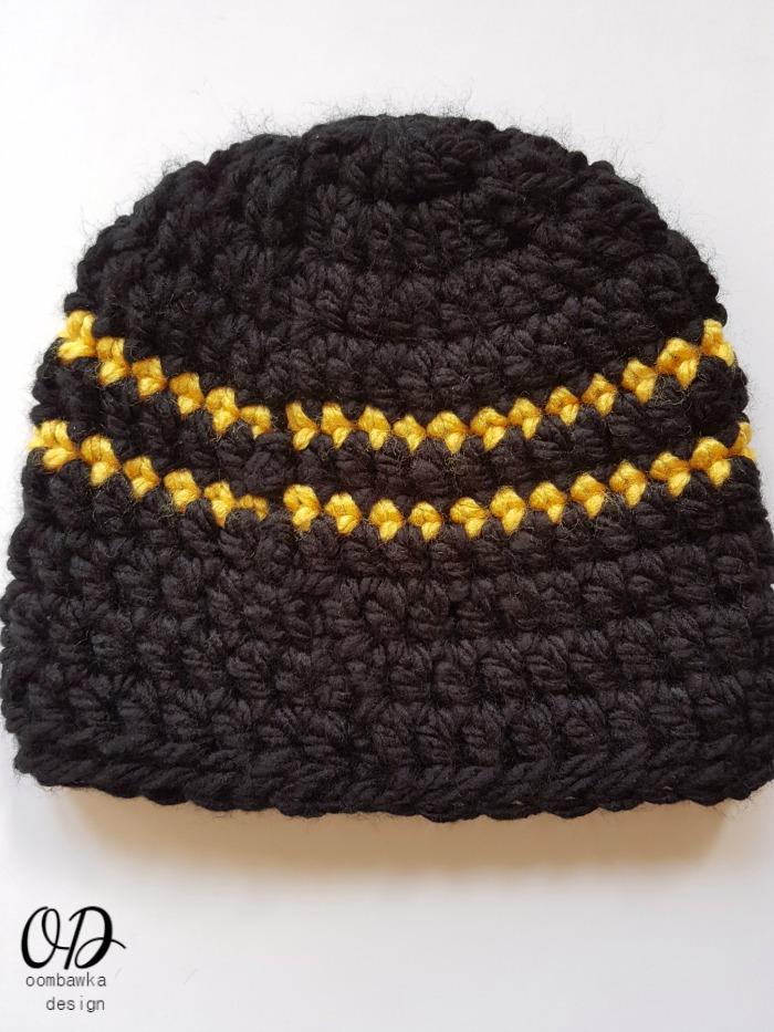 Simple Double Crochet Hat Oombawka Design Crochet Oukasfo