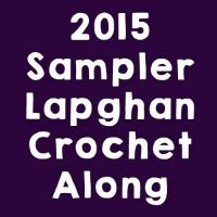2015 Sampler Lapghan Crochet