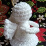 Little Crochet Angel - Oombawka Design